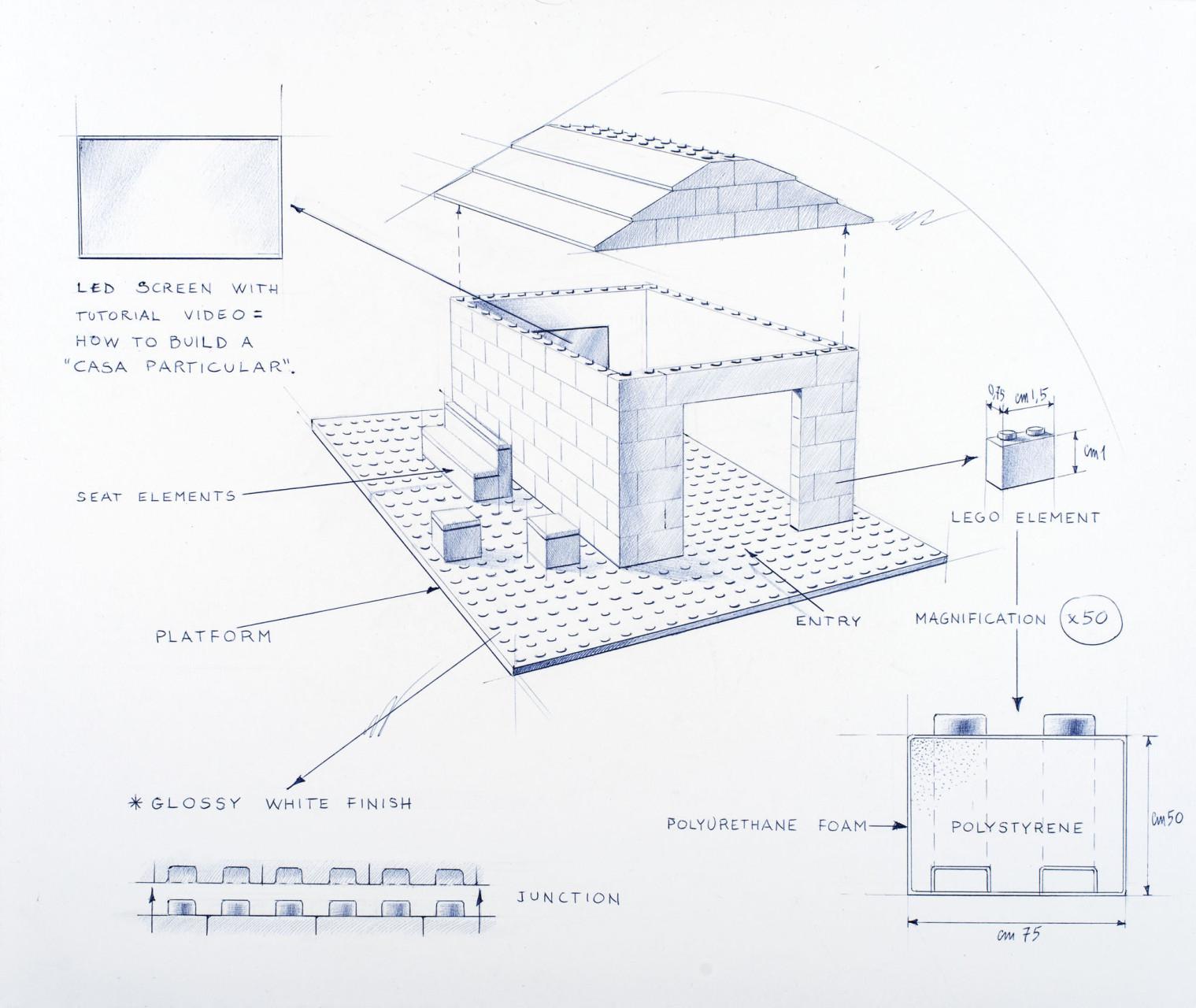 Casa Particular, 2015 | 56° Venice Biennial